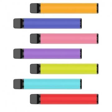 САС Новый одноразовый е сигареты 2019 замкнутая система 350 мАч электронная сигарета одноразовые vape стручки устройство 500 затяжек