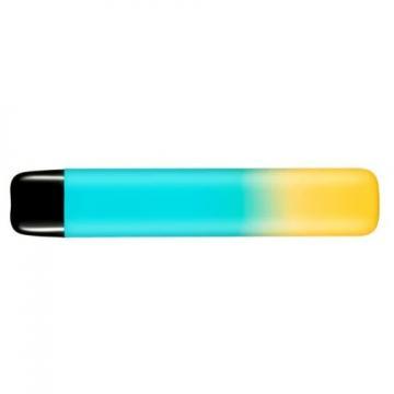 Популярное без протекания пустое одноразовое устройство Ecigs P Plus с 7 видов цветов логотипом на заказ