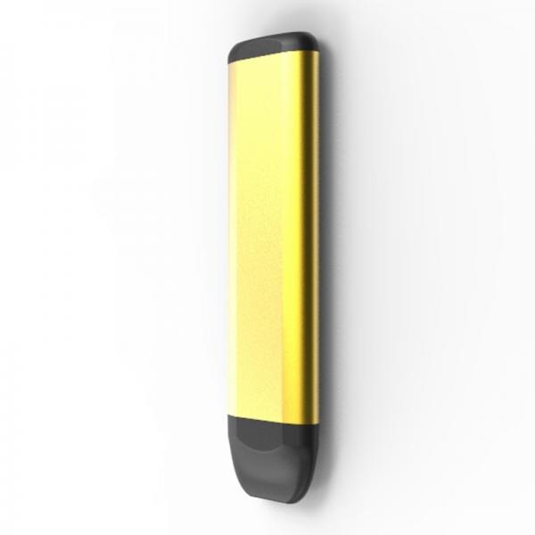 Популярный тренд одноразовые vape ручка Новые товары D13 400 мАч батарея кнопки керамический дриптип для вейпинга тонкий стилус CBD вейп