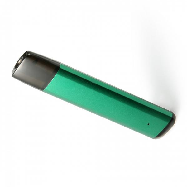 Горячая продажа 0,3 мл Новый CBD масло красочные круглые мундштук одноразовые vape ручка