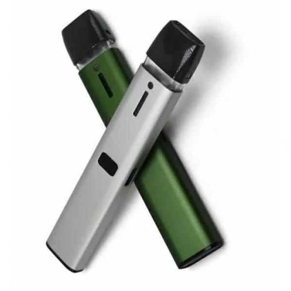 19 разных цветов плоский мини-портативный pod устройства одноразовая электронная сигарета