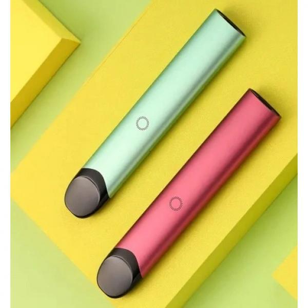 Новый Привет этикетка сухой и пара pen2 мл d-i-sposable vape ручка изготовленным на заказ логосом для wickl vape ручка